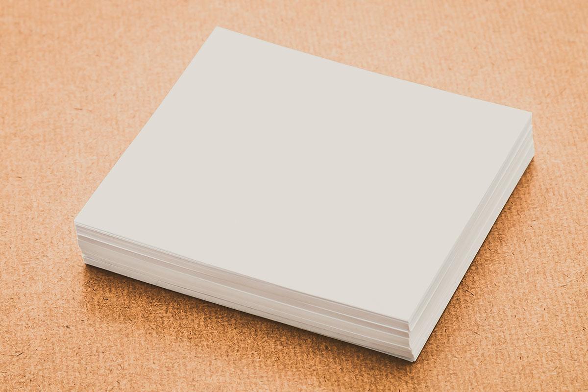 Todos os formatos de papel